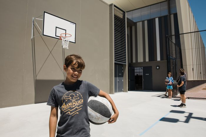 Outdoor Basketball Ring - Expansion Project
